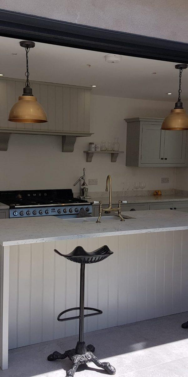 Classical Bristol Kitchen