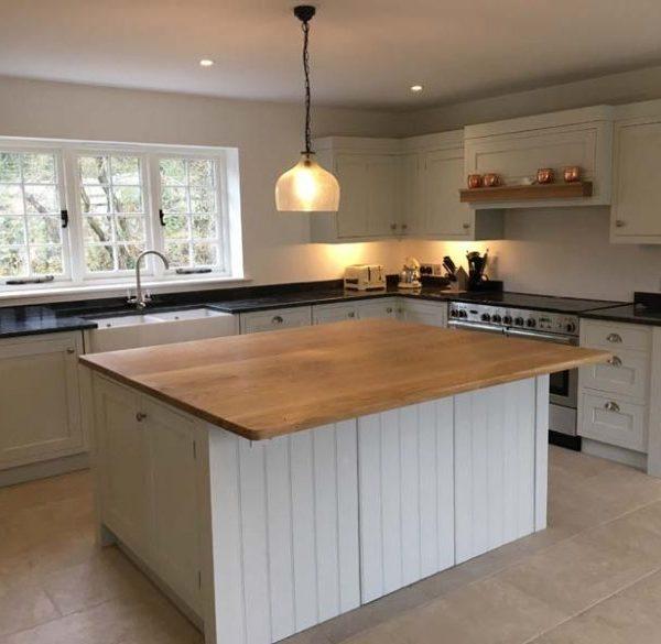 Hampshire Farmhouse Kitchen