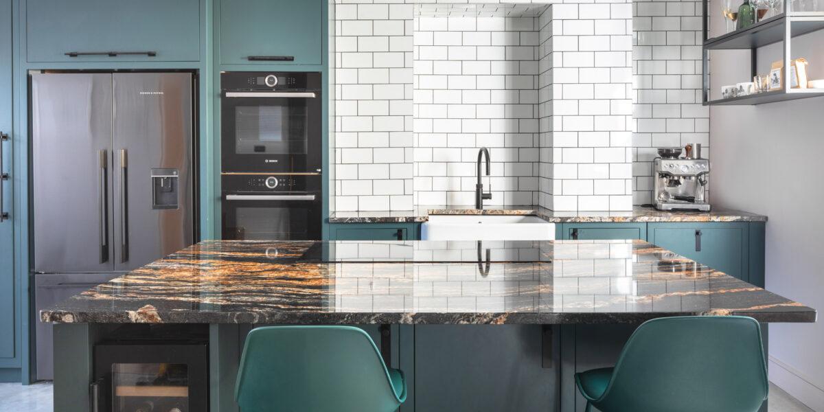 Contemporary kitchen Hackney